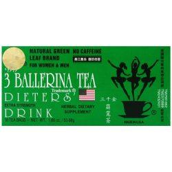 3 ballerina tea uncle lee dieters 1