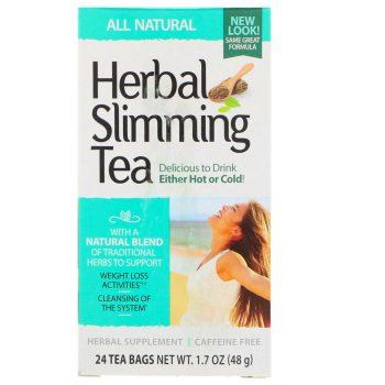 21st Century All Natural Slimming Tea 1