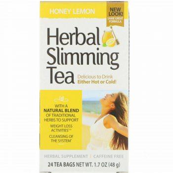 21st Century Honey Lemon Slimming Tea 1