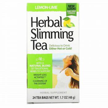 21st Century Lemon Lime Slimming Tea 1