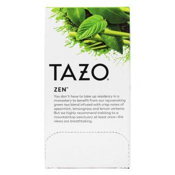 Tazo Green Zen Tea 4