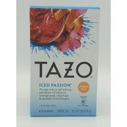 Tazo Iced Passion Tea 1