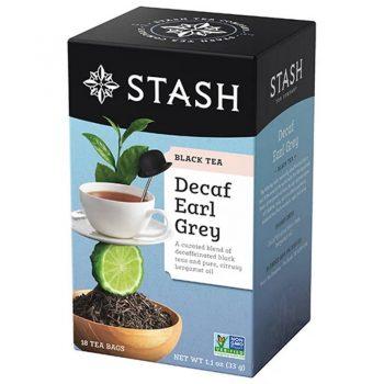 Stash Tea Black Decaf Earl Grey Tea