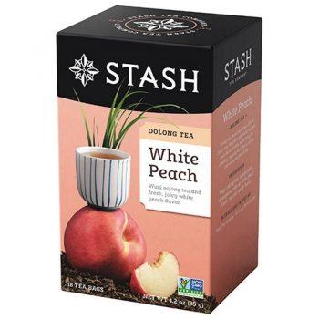 Stash Tea Oolong White Peach Tea
