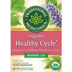 tradional medicinals organic healty cycle