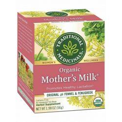 tradional medicinals organic mothers milk tea