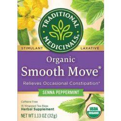 tradional medicinals organic smooth move