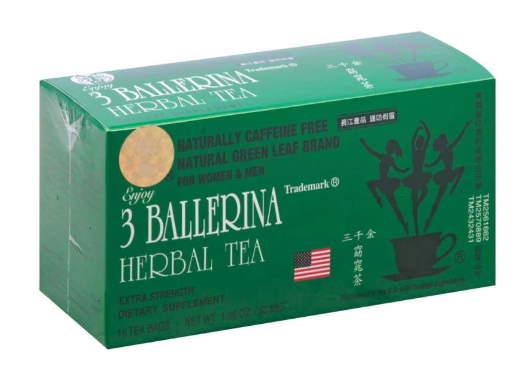 3 Ballerina Tea 520x370