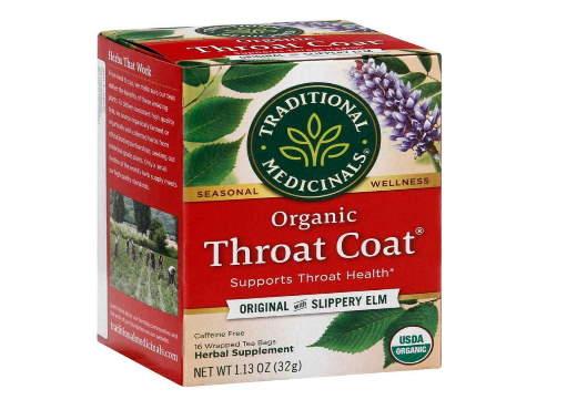 Tradional Medicinals Herbal Tea 520x370